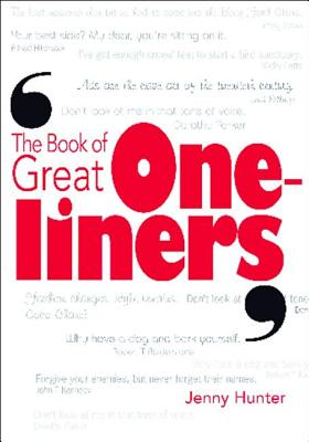 The Book of Great One-Liners - Hunter, Jenny