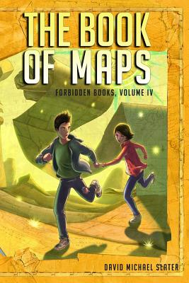 The Book of Maps - Slater, David Michael