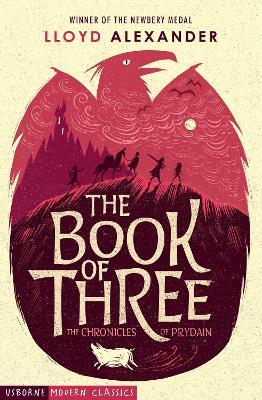 The Book of Three - Alexander, Lloyd