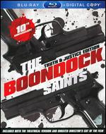The Boondock Saints [Truth & Justice Edition] [Unrated] [2 Discs] [Includes Digital Copy] [Blu-ray] - Troy Duffy