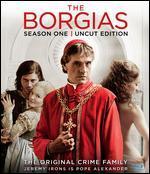 The Borgias: Season One [Uncut] [Blu-ray]