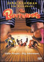 The Borrowers - Peter Hewitt