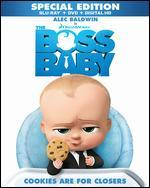 The Boss Baby [Includes Digital Copy] [Blu-ray/DVD]