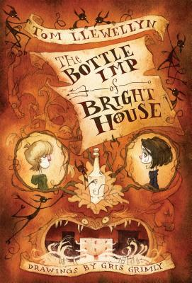 The Bottle Imp of Bright House - Llewellyn, Tom
