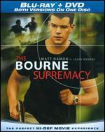 The Bourne Supremacy [2 Discs] [With Movie Cash] [Blu-ray/DVD]