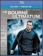 The Bourne Ultimatum [Includes Digital Copy] [UltraViolet] [Blu-ray]