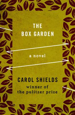The Box Garden - Shields, Carol