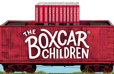 The Boxcar Children Bookshelf (Books #1-12) - Warner, Gertrude Chandler (Creator)