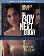The Boy Next Door [Includes Digital Copy] [UltraViolet] [Blu-ray/DVD]