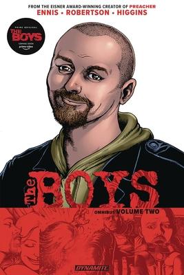 The Boys Omnibus Vol. 2 Tpb - Ennis, Garth, and Robertson, Darick