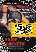 The Bride of Frankenstein [$5 Halloween Candy Cash Offer]