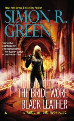 The Bride Wore Black Leather - Green, Simon R