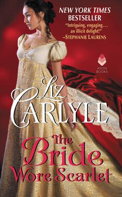 The Bride Wore Scarlet - Carlyle, Liz