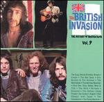 The British Invasion: History of British Rock, Vol. 9