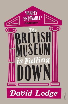The British Museum is Falling Down - Lodge, David