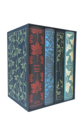 The Bronte Sisters (Boxed Set): Jane Eyre, Wuthering Heights, the Tenant of Wildfell Hall, Villette - Bronte, Charlotte, and Bronte, Emily, and Bronte, Anne