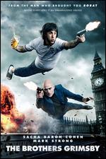 The Brothers Grimsby [4K Ultra HD Blu-ray]
