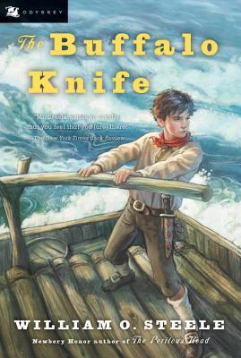 The Buffalo Knife - Steele, William O