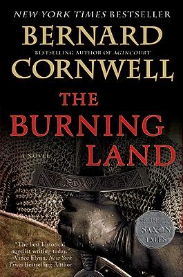 The Burning Land - Cornwell, Bernard
