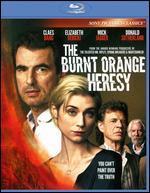 The Burnt Orange Heresy [Blu-ray]