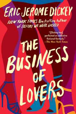 The Business of Lovers - Dickey, Eric Jerome