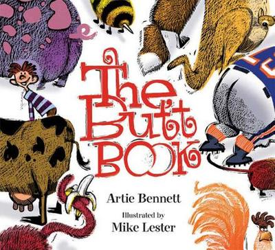 The Butt Book - Bennett, Artie