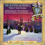 The Buxtehude Project, Vol. 1: Sacred Cantatas