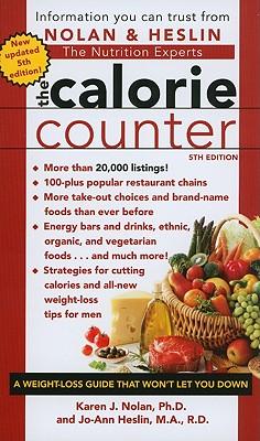 The Calorie Counter - Heslin, Jo-Ann, and Nolan, Karen J, PH D