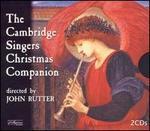 The Cambridge Singers Christmas Companion