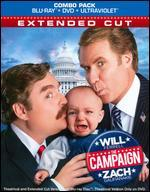 The Campaign [2 Discs] [Includes Digital Copy] [Blu-ray/DVD]