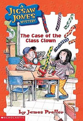 The Case of the Class Clown - Preller, James