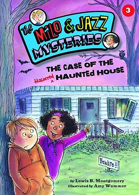 The Case of the Haunted Haunted House - Montgomery, Lewis B