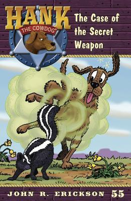 The Case of the Secret Weapon - Erickson, John R