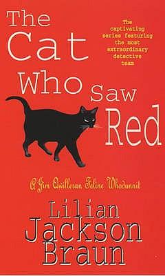 The Cat Who Saw Red - Braun, Lilian Jackson