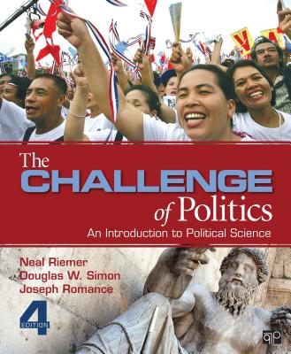 9781452241470 The Challenge Of Politics An Introduction To