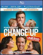 The Change-Up [Includes Digital Copy] [UltraViolet] [Blu-ray]