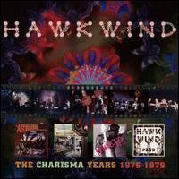 The Charisma Years 1976-1979 - Hawkwind