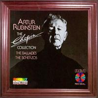 The Chopin Collection: The Ballades; The Scherzos - Arthur Rubinstein (piano)