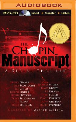 The Chopin Manuscript - Deaver, Jeffery, New, and Various, and Molina, Alfred (Read by)