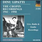 The Chopin Recordings, 1941-1950