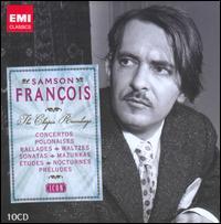 The Chopin Recordings - Pierre Barbizet (piano); Samson François (piano); Monte Carlo National Opera Orchestra; Louis Frémaux (conductor)