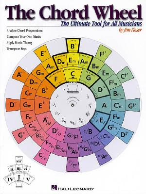 The Chord Wheel: The Ultimate Tool for All Musicians - Fleser, Jim