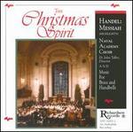 The Christmas Spirit - Alpha Brass Quintet (brass ensemble); Children's Ringers; The Tintinnabulators; Naval Academy Choir (choir, chorus)
