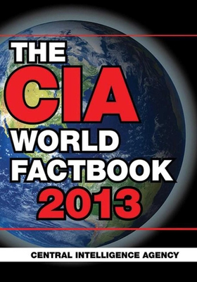 The CIA World Factbook 2013 - Central Intelligence Agency