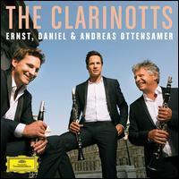 The Clarinotts - Andreas Ottensamer (clarinet); Andreas Ottensamer (basset horn); Christoph Traxler (piano); Daniel Ottensamer (clarinet);...