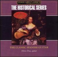 The Classic Spanish Guitar - Alirio Diaz (guitar)