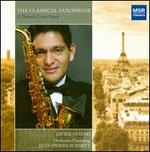 The Classical Saxophone: A French Love Story