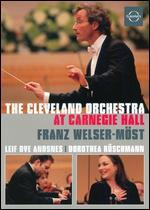 The Cleveland Orchestra: At Carnegie Hall
