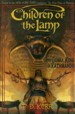The Cobra King of Kathmandu - Kerr, Philip