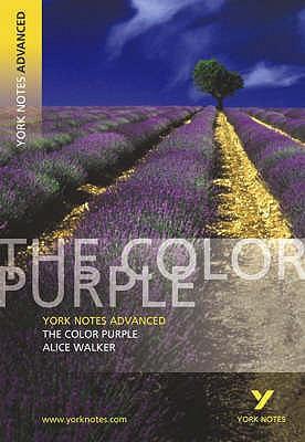 The Color Purple: York Notes Advanced - McEwan, Neil